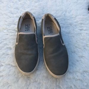Miz Mooz Serafina Slip On Sneakers Size 10